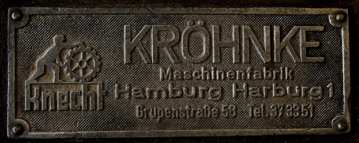 Werkbahn der Ziegelei Schumacher